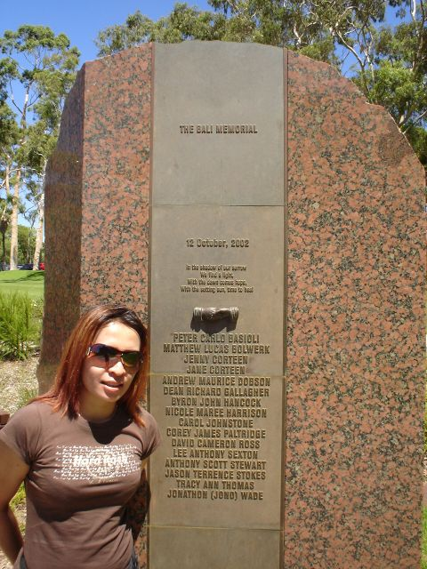 The Bali Memorial