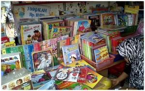 Toko Buku & Majalah di Sabang