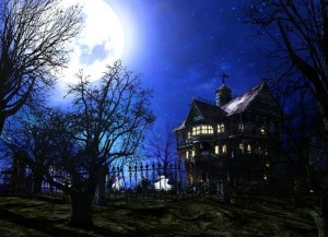 Haunted House  (Gbr ambil dari google)
