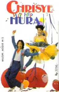 Chrisye - Hip Hip Hura (Gbr ambil dr Google)