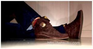 Sepatu ini asli buatan Indonesia