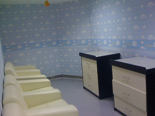 Nursery Room (Gbr ambil dr theurbanmama)