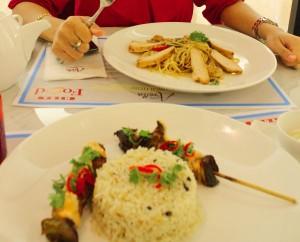 Here it is... mari makan....!