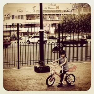 slowly bike