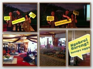 Launching Forum Ngobrol Bareng Indosat