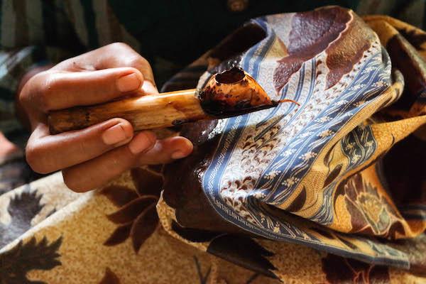 Batik Sapuan