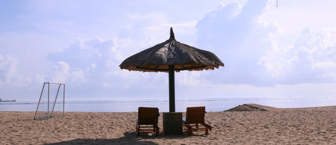 Relaksasi di Pantai-pantai Nusa Dua Bali