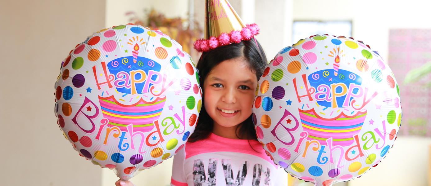 Selamat Ulang Tahun Putriku!