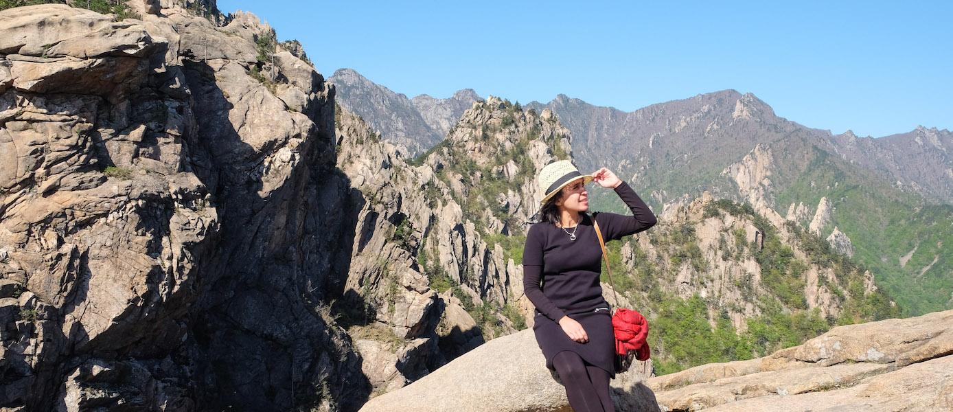 [Korea Trip] Gagahnya Mount Seorak