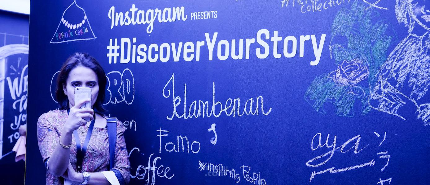 Ada apa di #DiscoverYourStory