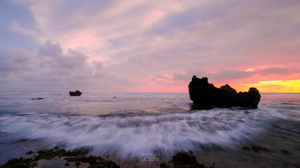 Echo Beach, Bali