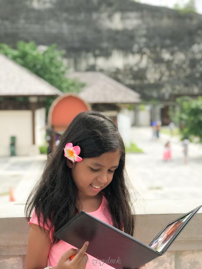 Gadis Bali boru Pardede :)