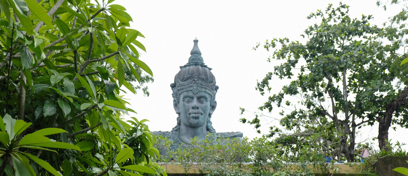 [Bali Trip] Air Suci di Garuda Wisnu Kencana