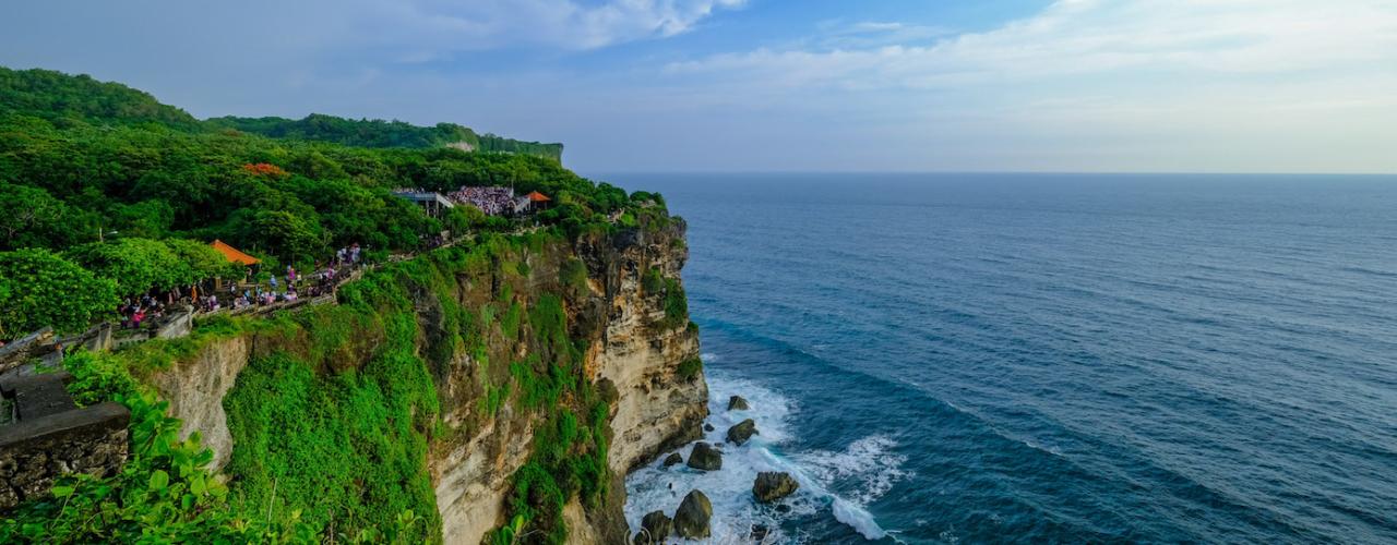 [Bali Trip] Pura Luhur Uluwatu