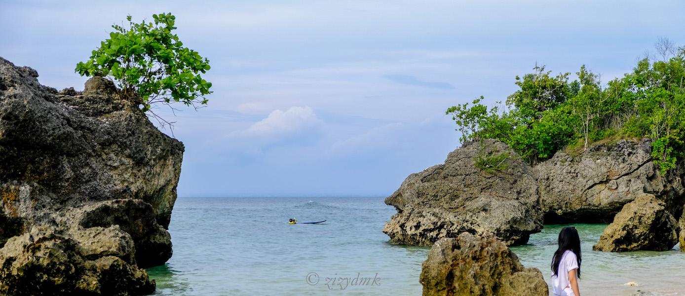 [Bali Trip] Berbikini di Pantai Padang Padang