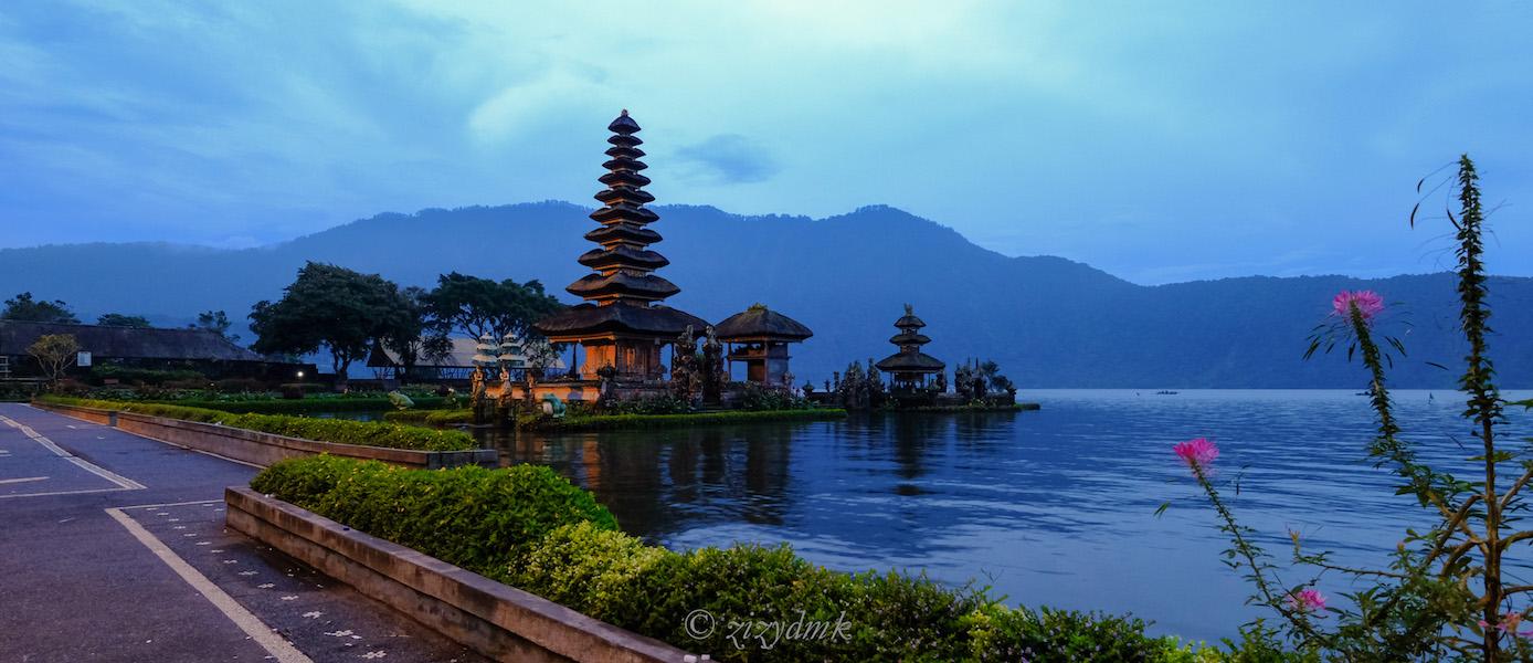 [Bali Trip] Mencari Sunrise di Pura Ulun Danu Bratan