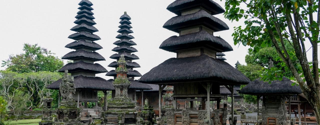 [Bali Trip] Pura Taman Ayun Mengwi