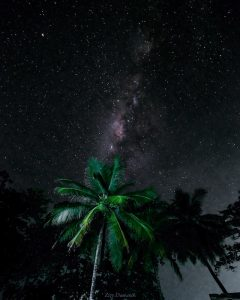 Milky Way di Karang Songsong