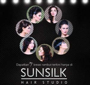 7 Hair Styles of Sunsilk