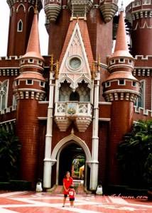 Entrance - Istana Anak TMII