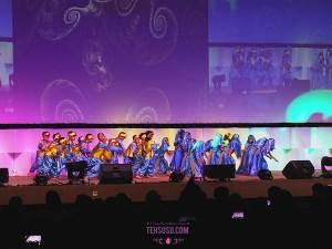 Srilanka Dance Perfomance Kinderfield Duren Sawit