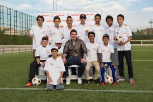 Kids Meet Lionel Messi