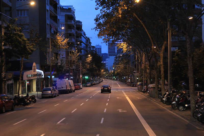 barcelona saat subuh