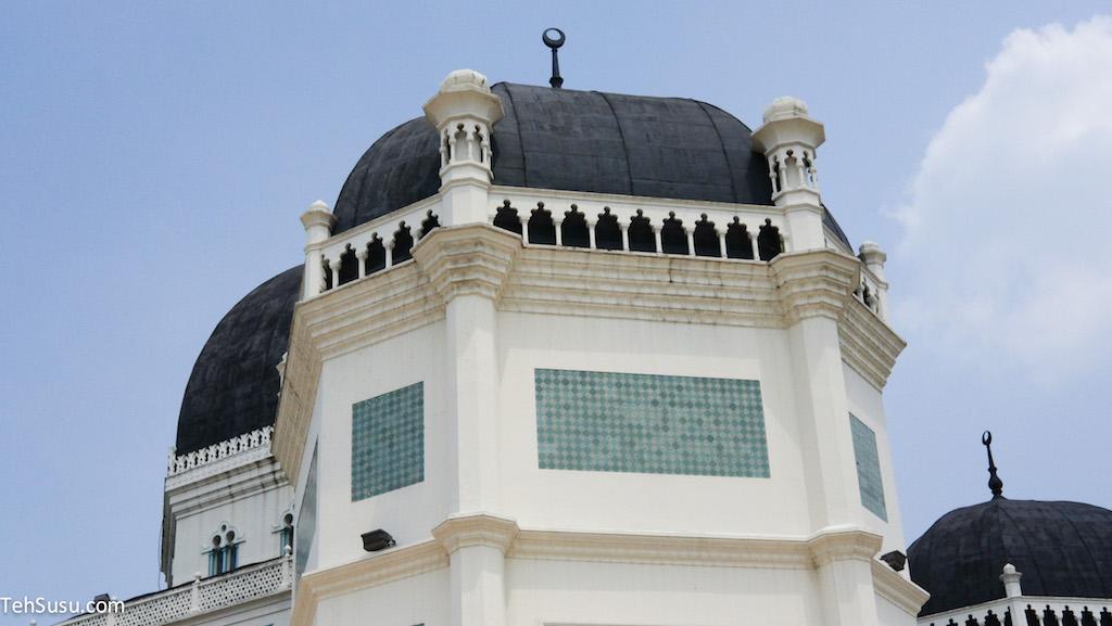 Masjid Raya, Medan