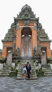 Liburan ke Bali bersama anak