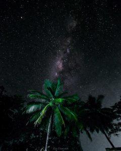 Milky Way di Karang Songsong