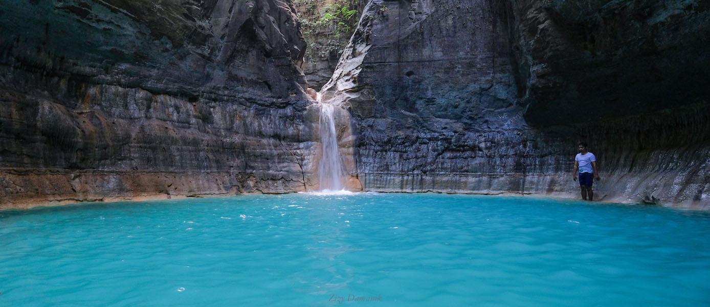 Air Terjun Waimarang Sumba Timur, Seperti Punya Kolam Pribadi Aja