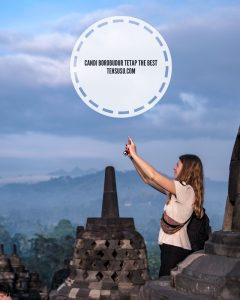 Candi Borobudur 3a