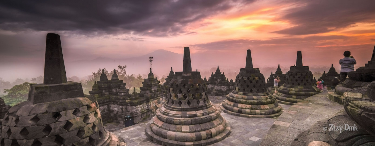Candi Borobudur Tetap The Best