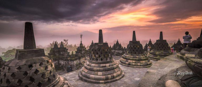 Candi Borobudur header
