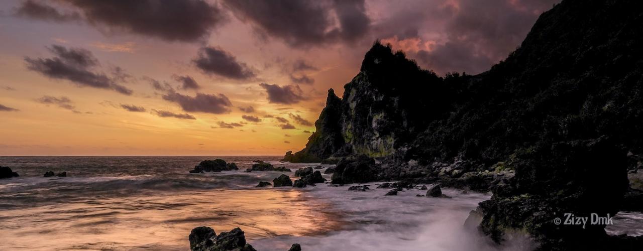 Landscape-an di Pantai Watu Lumbung