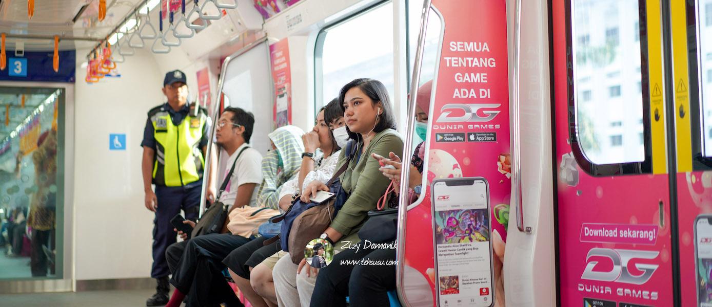 Wajib Tahu Sebelum Naik MRT Jakarta