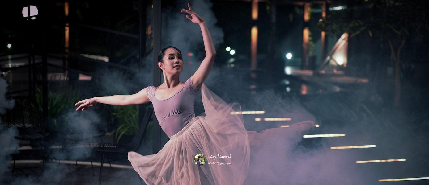 15 Foto Yang Akan Bikin Kamu Pengen Belajar Balet