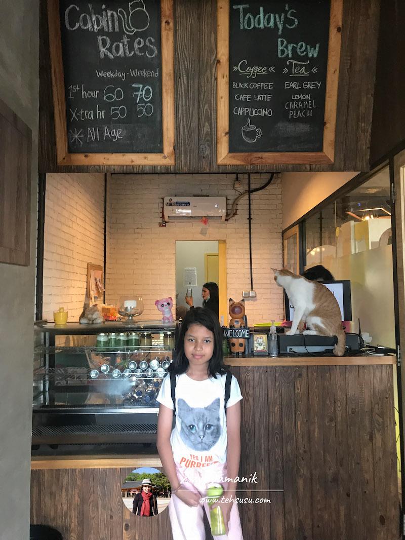 The Cat Cabin Jakarta