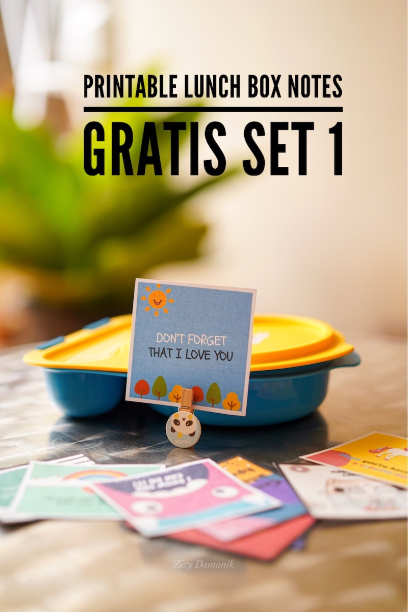 Printable Lunch Box 1