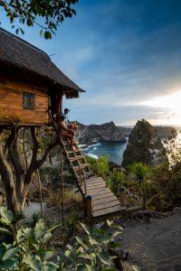 Rumah Pohon Nusa Penida