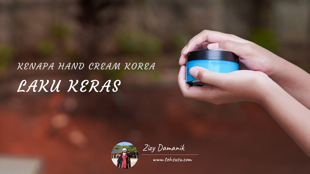 HAND CREAM KOREA