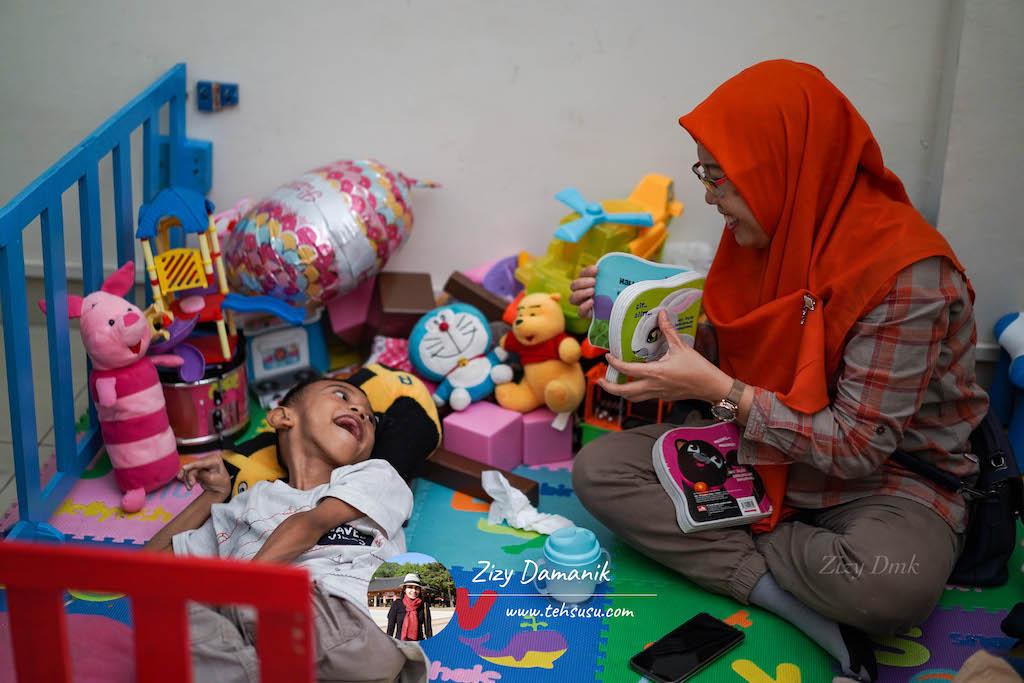 Playground di Kopi Demi Anak