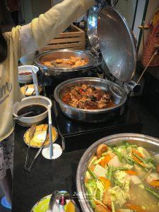 Breakfast di hotel