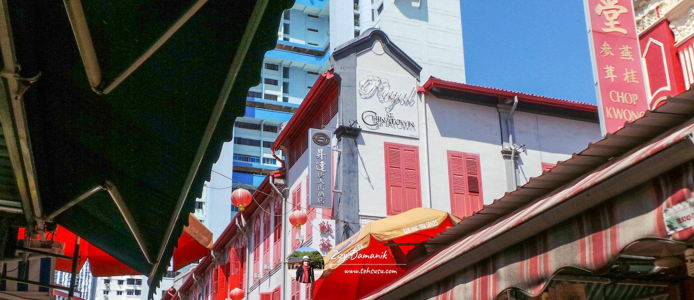 Itinerary 3 hari 2 malam di Singapura