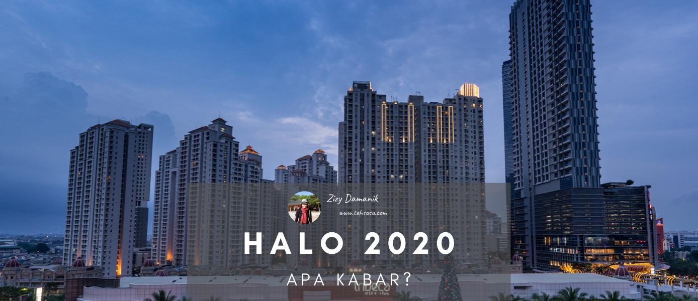 Halo 2020! Apa Kabar?