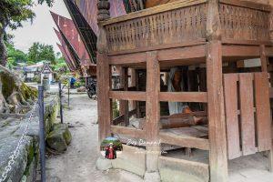 Tempat Pemasungan Kampung Huta Siallagan