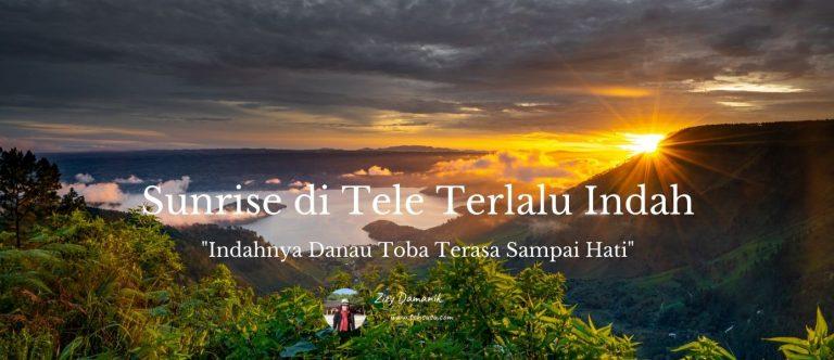 Sunrise di Tele Samosir