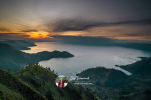 Spot Sunrise di Bukit Gajah Bobok