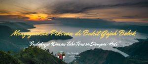 Sunrise di Bukit Gajah Bobok