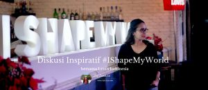 Campaign I Shape My World Levis Indonesia